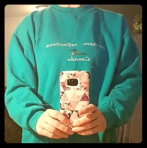 Vintage Northern Reflections sweater